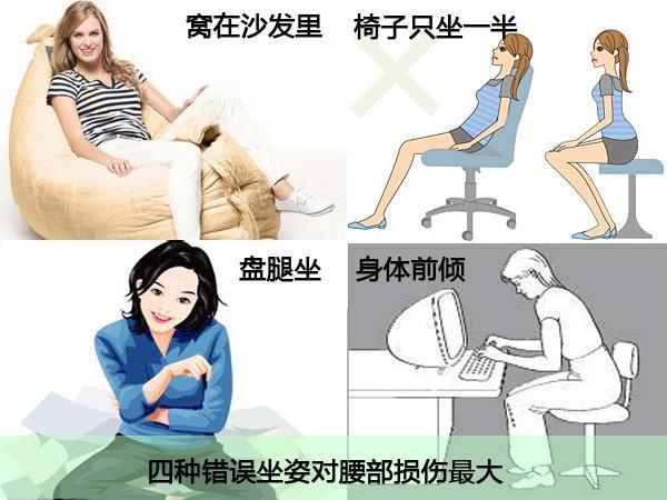 引起腰痛的原因有哪些?